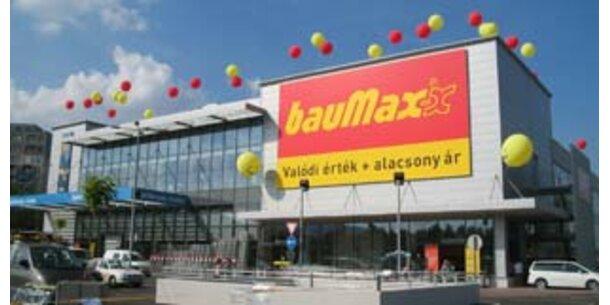 """""""bauMax"""" startet in Bulgarien mit zwei Standorten"""