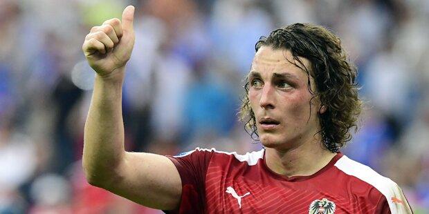 Baumgartlinger Comeback gegen Bosnien