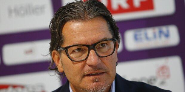 Baumgartner wird neuer Ried-Trainer