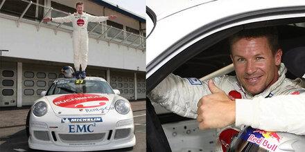 Felix Baumgartners Porsche auf eBay