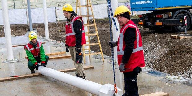 Erholung am Arbeitsmarkt geht weiter