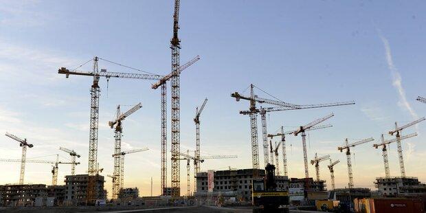 Industrie überschritt Wachstumshöhepunkt