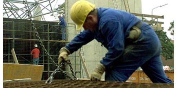 Ministerrat beschloss Auftraggeber-Haftung am Bau