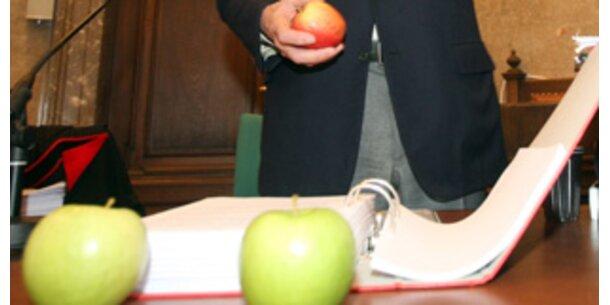 Obst-Rechnung beim BAWAG-Prozess