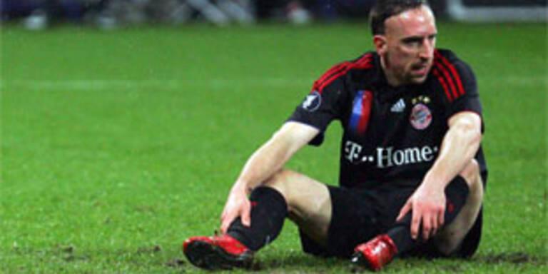 Bayern blamiert sich gegen Getafe