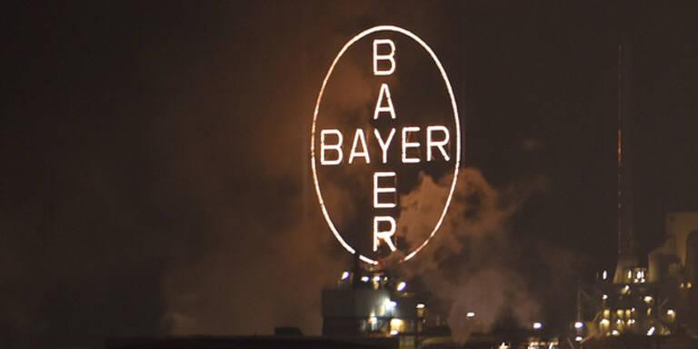 Bayer sucht Käufer für Radiologie-Sparte
