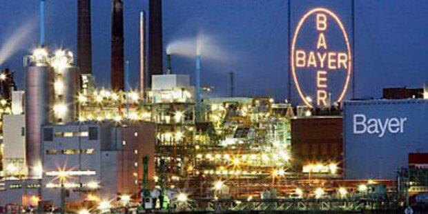 Bayer auch in Deutschland verklagt