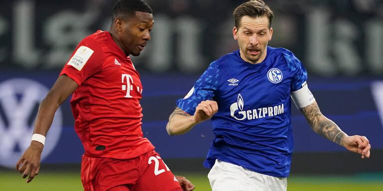 Bayern heiß  auf Saisonstart  gegen Schalke