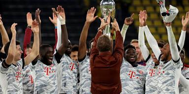 Julian Nagelsmann Bayern Triumph Supercup