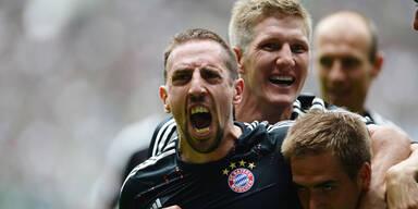 4:3 - Bayern gewinnen Generalprobe