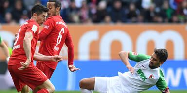 Leipzig und Bayern verpassten Siege und Tabellenspitze