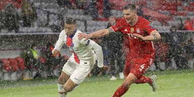 3:2 - Mbappe schießt PSG zu Sieg gegen Bayern