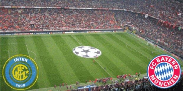 Sehen Sie Bayern München live!