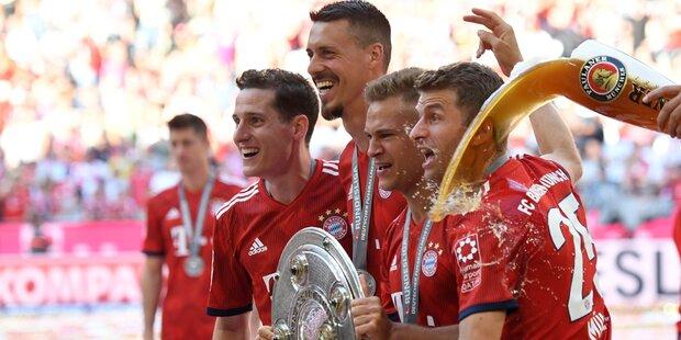 Löw lässt Bayern-Star zu Hause