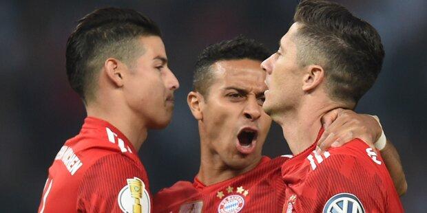 Rummenigge: Diese Bayern-Stars können gehen