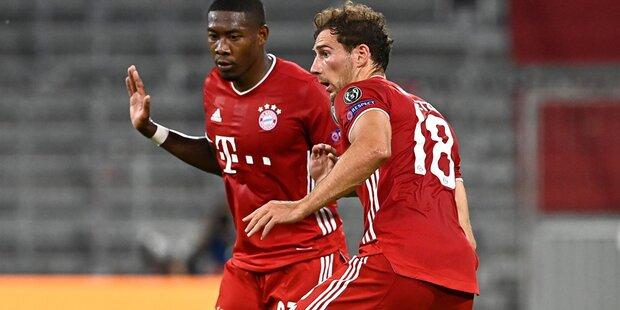Bayern als Top-Favorit gegen Lyon