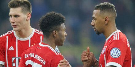 Bayern starten mit schmeichelhaftem Sieg