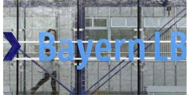 BayernLB mit Belastungen von 4,3 Mrd. Euro