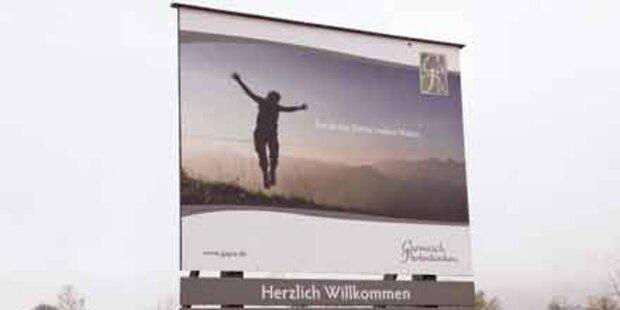 Die Bayern klauen die Tiroler Berge