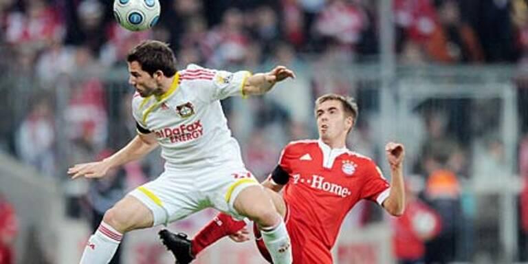 Bayern München verpasst Titelentscheidung