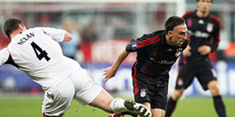 Bayern-Blamage gegen Bolton