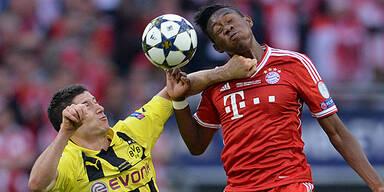 Bayern starten gegen Stranzl-Klub Gladbach