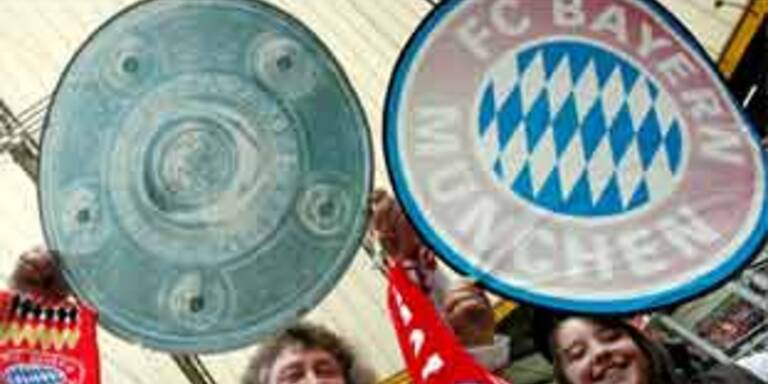FC Bayern macht das Double perfekt