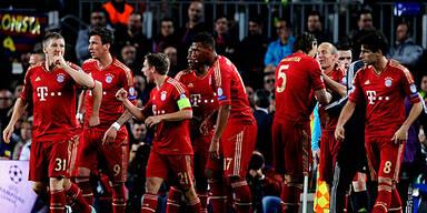 Bayern stürmen ins CL-Finale