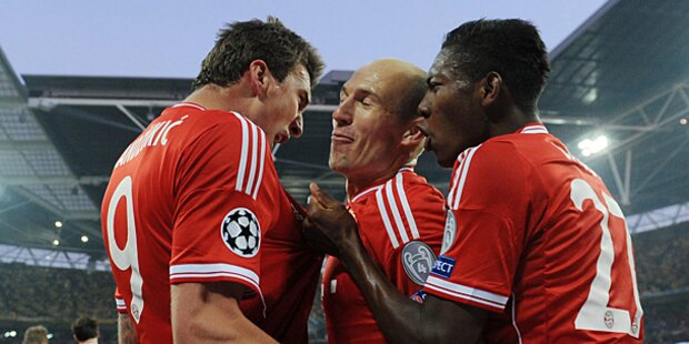 Bayern München Championsleague Sieger