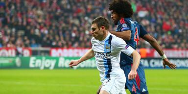 ManCity stoppt Bayerns CL-Siegesserie