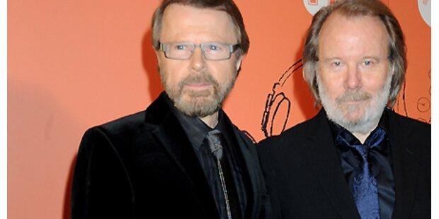 Comeback der ABBA-Herren