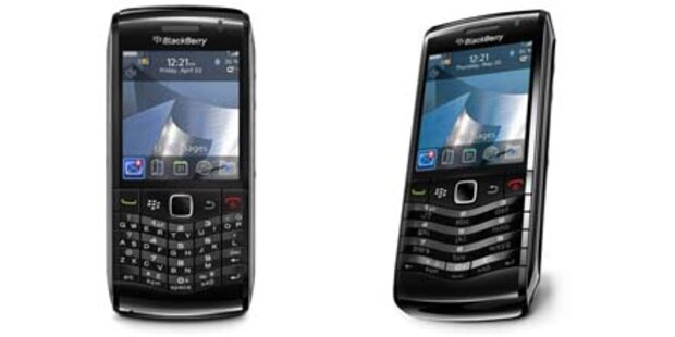 BlackBerry Pearl 3G & Bold 9650