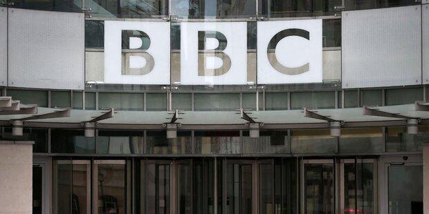 BBC veröffentlichte Moderatoren-Gehälter