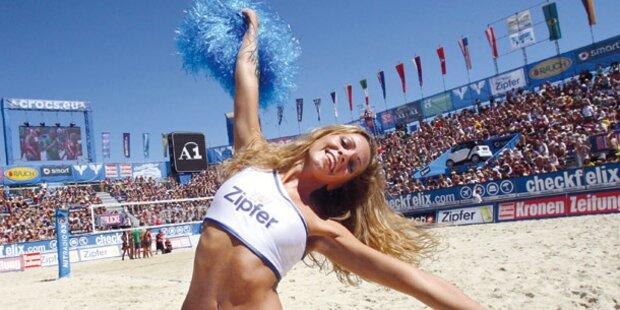 Klagenfurt: Start zur Beach-Party