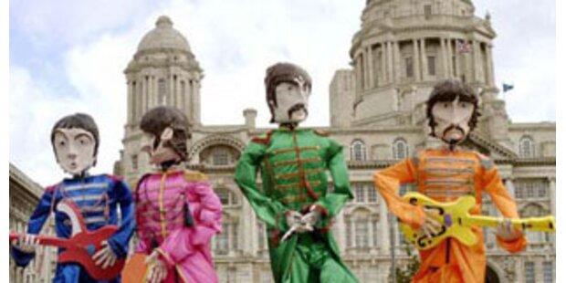Die Beatles repräsentieren Kultur-Hot-Spot 2008