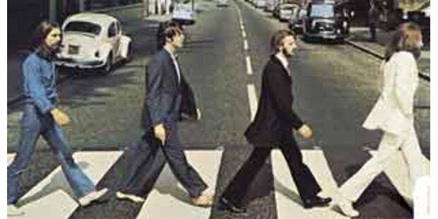 Zwei Mio. Beatles-Songs in einer Woche