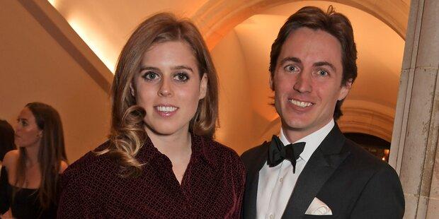 Prinzessin Beatrice: Alle Details zur Hochzeit