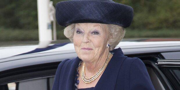 Beatrix will kein Abschiedsgeschenk