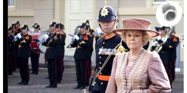 Dankt Königin Beatrix bald ab?