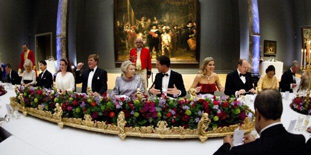 Das letzte Gala-Dinner von Beatrix