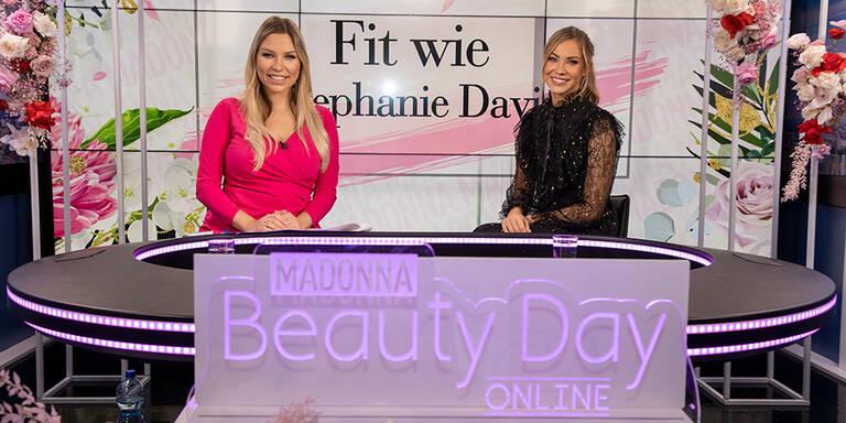 MADONNA feierte den großen Beauty Day