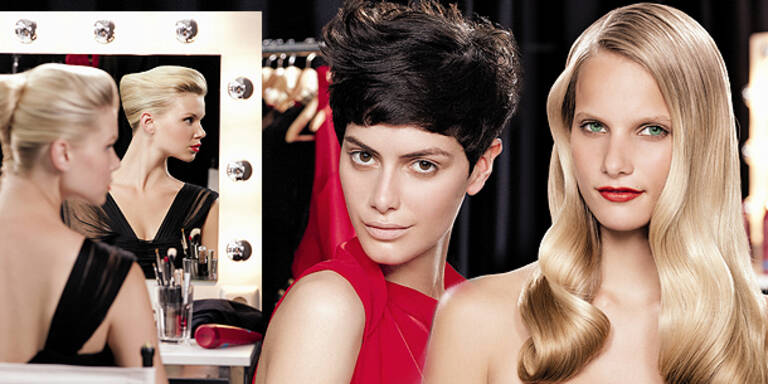 Do it yourself: Glam up your Hair