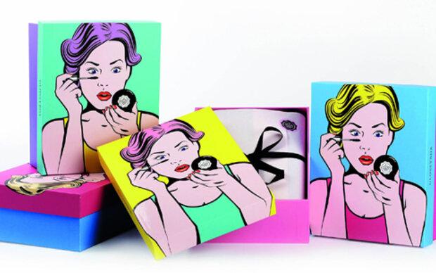 Pop-Art Beauty Gewinnspiel