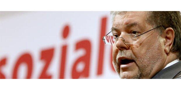 SPD verliert Rückhalt auch bei Mitgliedern