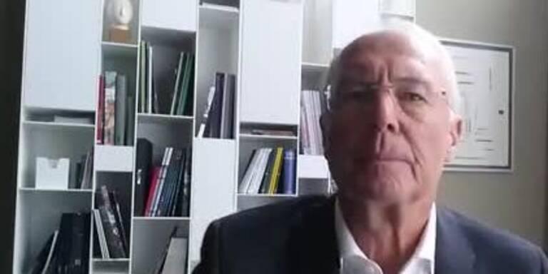 Kurios: Beckenbauer und die Aliens