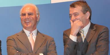 Beckenbauer Niersbach