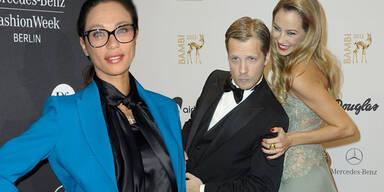 Oliver Pocher, Sandy Pocher, Lilly Becker