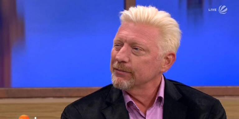 Becker: Erster TV-Auftritt nach Liebes-Aus