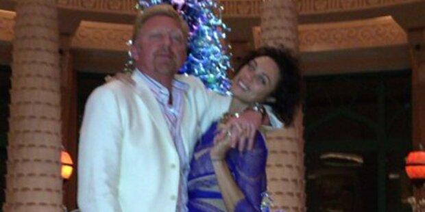 Becker entspannt mit Lilly in Dubai
