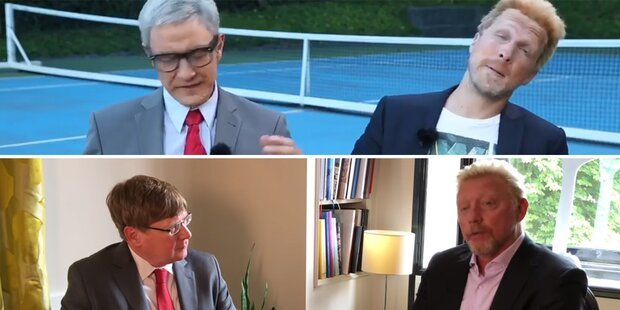 VIDEO: Hier verarscht Oli Pocher Becker